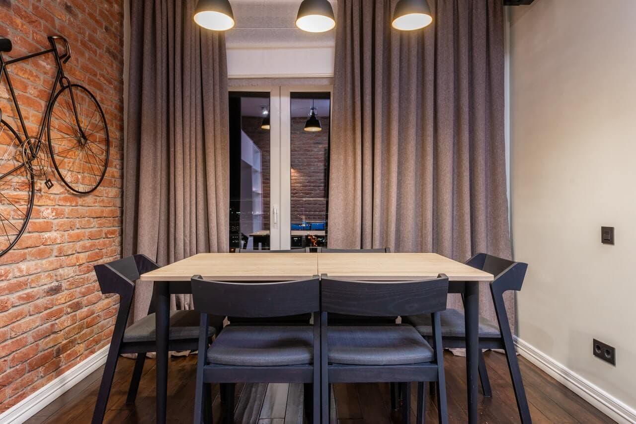 Tipos de cortina según el estilo y funcionalidad